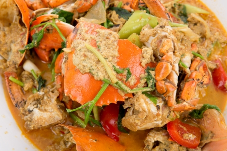 Chili Crabs photo