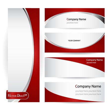 Business-Style-Vorlagen Für Ihr Projekt Design Und Preis Tag Set ...