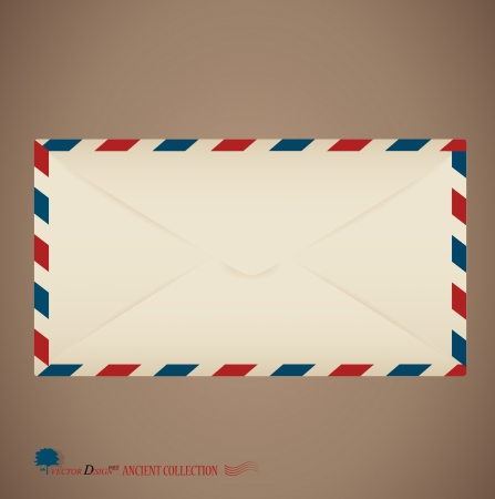 Envelope.  Vector