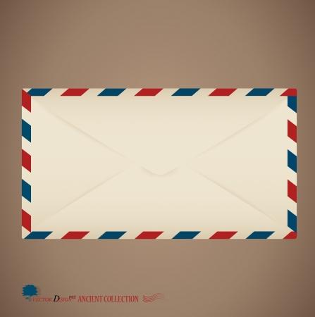 Envelope.  Vector