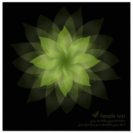 Romantyczny kwiat tła.