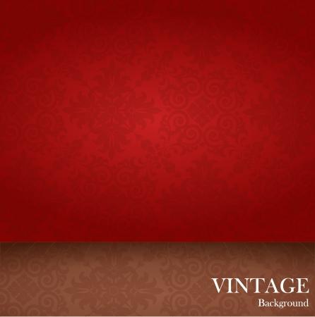 Seamless luxury pattern background.  Vector