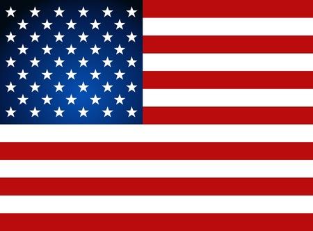 bandiera stati uniti: Bandiera americana per il Giorno dell'Indipendenza.
