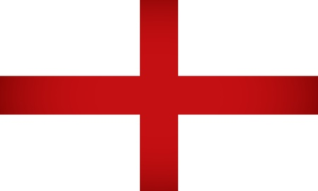 England Flag  Vector illustration  Stock Vector - 14448312