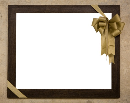Empty frame on the wall Stock Photo - 14749589