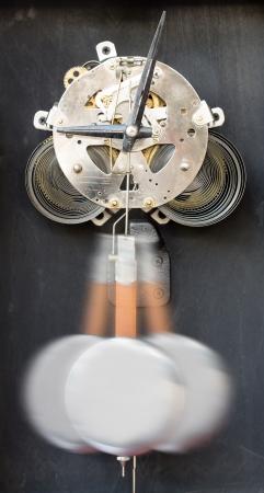 winder: Grunge old vintage clock