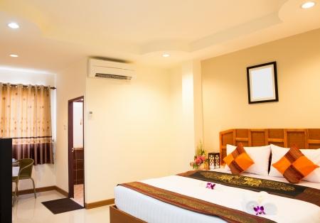 Interior of modern comfortable hotel room Stock Photo - 14944033