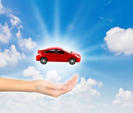 New car concept photo