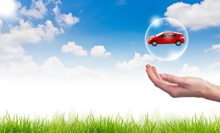 dream car: Nuevo concepto de coche