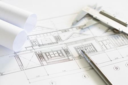 planos arquitecto: Los planes de construcci�n y herramientas de dibujo de planos
