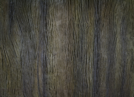 Brown wood texture with natural patterns photo