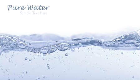 water splashing: Pouring water