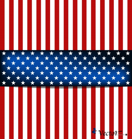 forth: American Flag for Independence Day