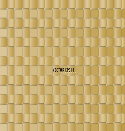 Wicker background (seamless pattern) Vector