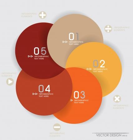 Nowoczesny design układ  nowoczesny szablon projektu, ilustracji. Ilustracja