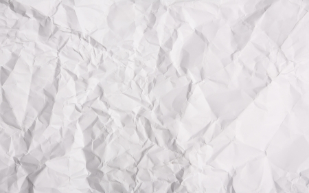 White paper crumpled background Stock fotó