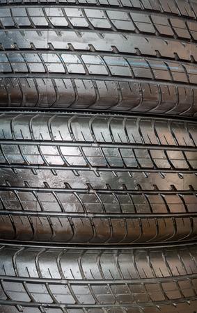 New tire photo