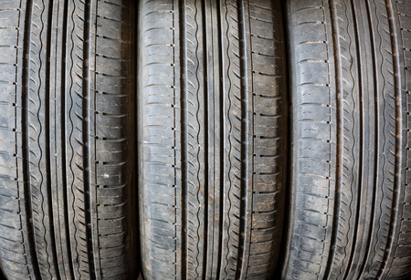 Old tire Stock Photo - 26069035