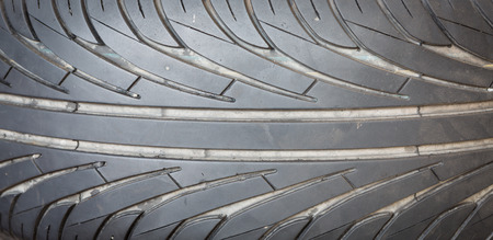Old tire Stock Photo - 26069037