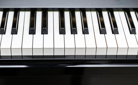 hymnal: Piano keys