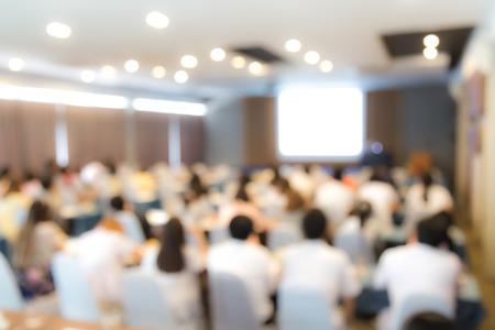 Blur Business Conference en presentatie
