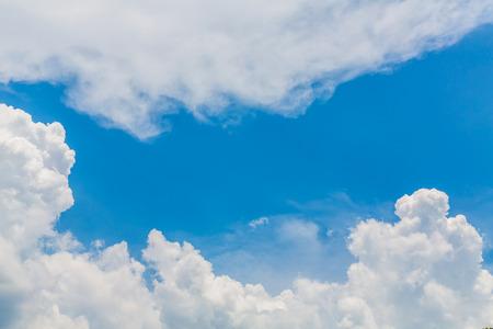 cumuli: Cloud in blue sky