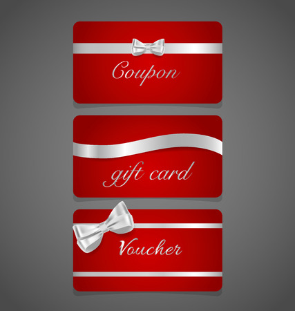 end of year: End of year sale savings labels set, price tag, sale coupon, voucher. Modern Style template Design vector illustration. Illustration