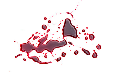 blood drops: Halloween concept : Blood dripping