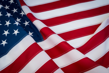advertise with us: American flag