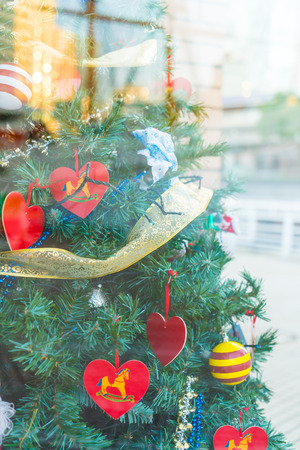 dacorated: Christmas tree