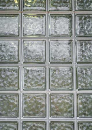 Pared de vidrio  Foto de archivo