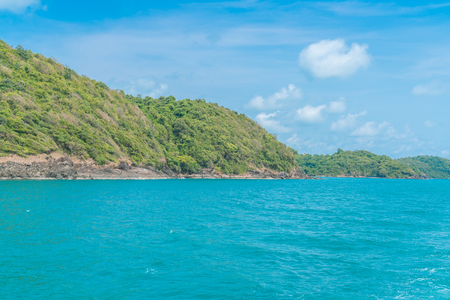 Beautiful island at andaman sea