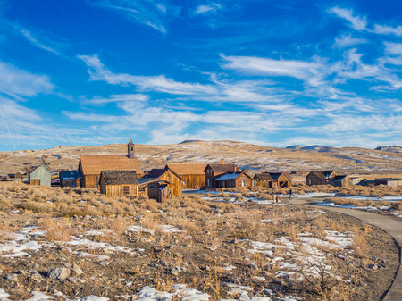 california state: Bodie Ghost Town California State Park