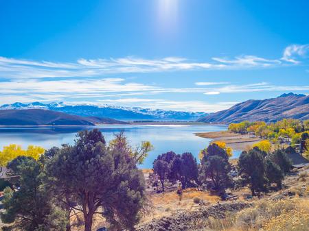 topaz: Topaz Lake , Nevada