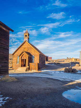 bodie: Bodie Ghost Town California State Park