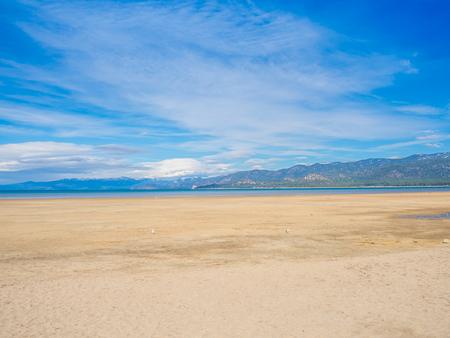 carson city: Beautiful Tahoe Lake, California