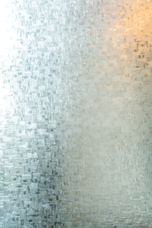 Abstract blur Frosted glass texture background Stock Photo