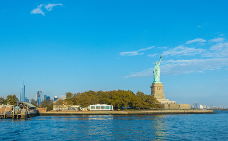 Statue of Liberty, New York City , USA Stock Photo
