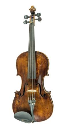 fiddles: Old violin