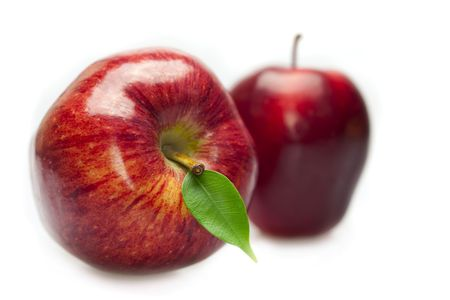 red apples Stock Photo - 6581831