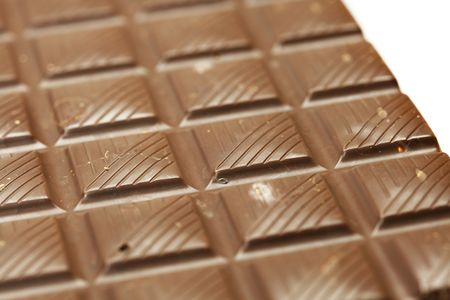 bar of chocolate with nuts Stock Photo - 6730209