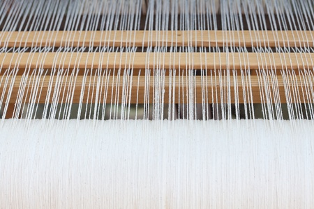 background of the loom at the fair photo