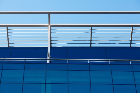 background of the glass modern office building Stock Photo - 13789879