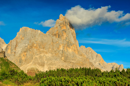 sudtirol: Amazing landscape in the mountains,Dolomites,Sudtirol,Italy
