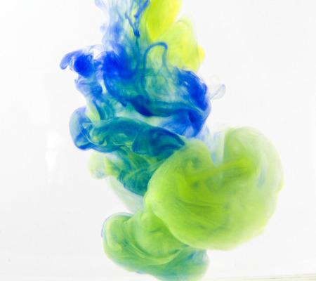 color smoke abstract