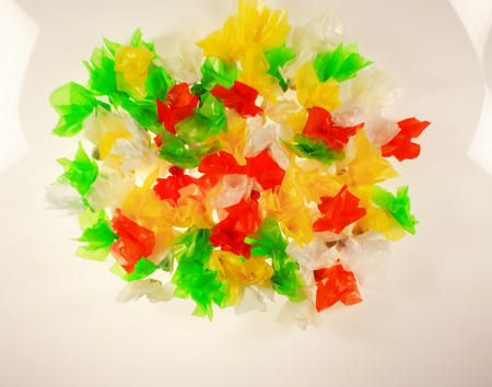 chewed: COCONUT CANDY