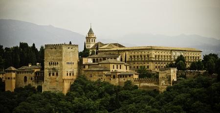 Granada Spanje Plaza de Espana