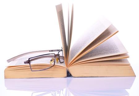 literatura: libro Foto de archivo