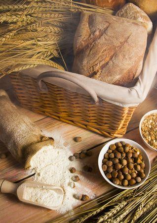 Bread mix Stock Photo - 786800