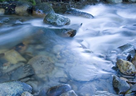 Stream in mountains Stock Photo - 804190